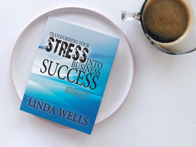 Linda Wells book on business wellbeing and stress
